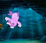 313 серия. Подводная пещера